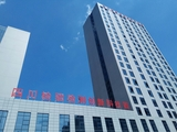 四川检验检测创新【科技】园楼顶LED穿孔字